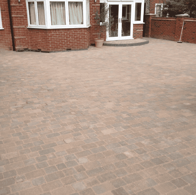 Cheam Driveways