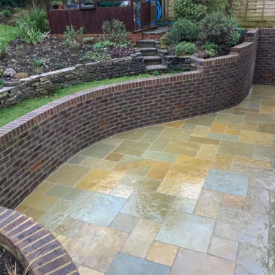 Patio Contractor Tadworth