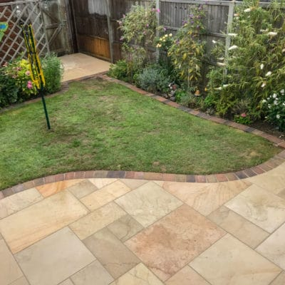 Patio Tadworth